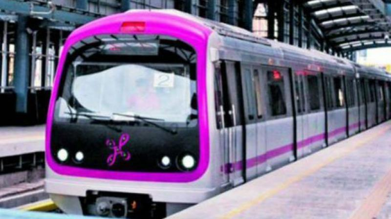 Gottigere-Nagawara line in Bengaluru