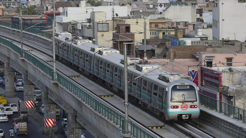 Delhi Metro Phase IV Project