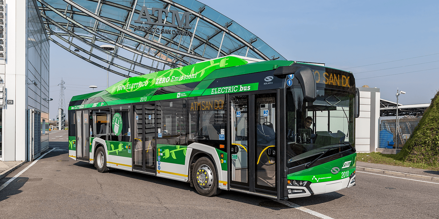 Electric buses for Delhi