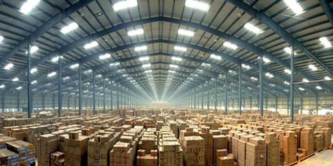 Warehouse facility at Nagpur