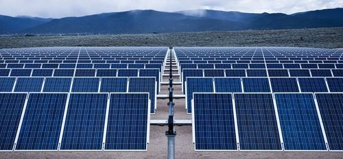 10 MW solar photovoltaic project in U.P.