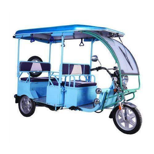 100 electric rickshaw for Shivamogga