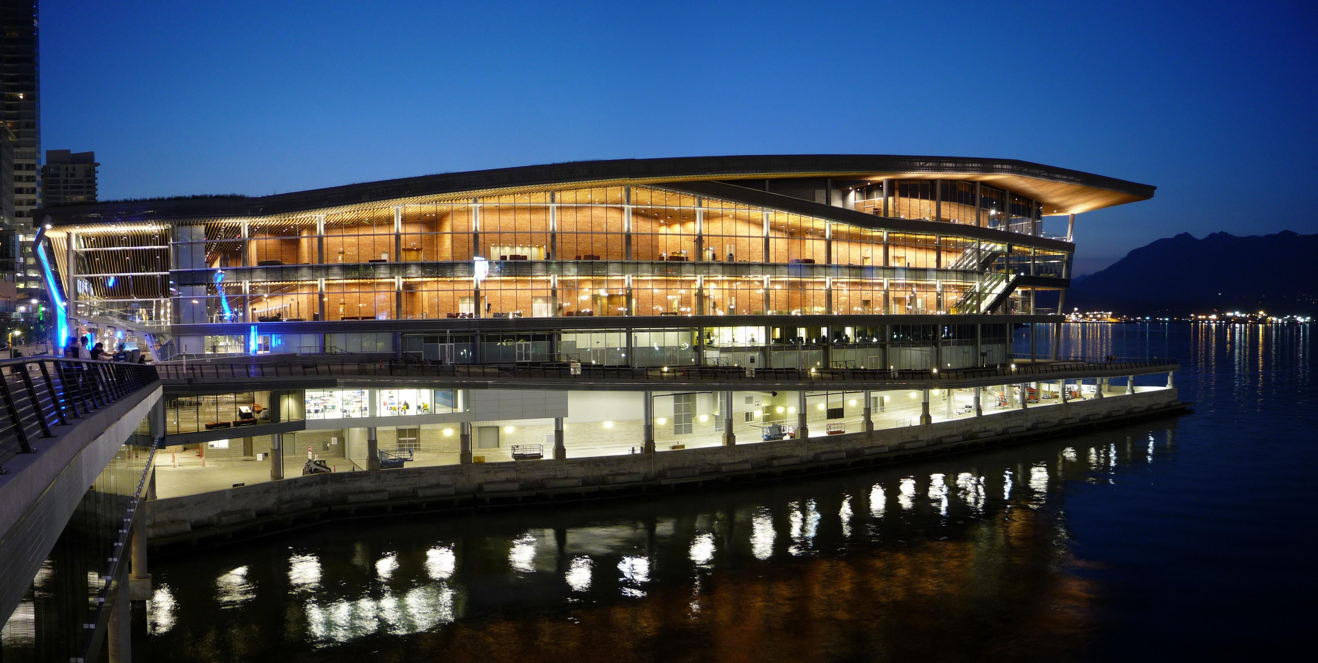 Convention centre in Kochi