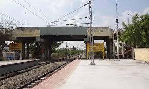 Renovation of the RK Puram Railway Station