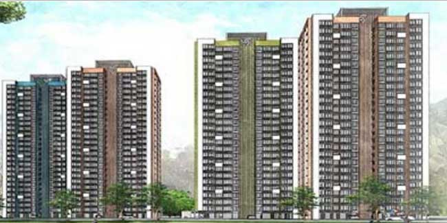 Wadhwa Wise City project at Panvel