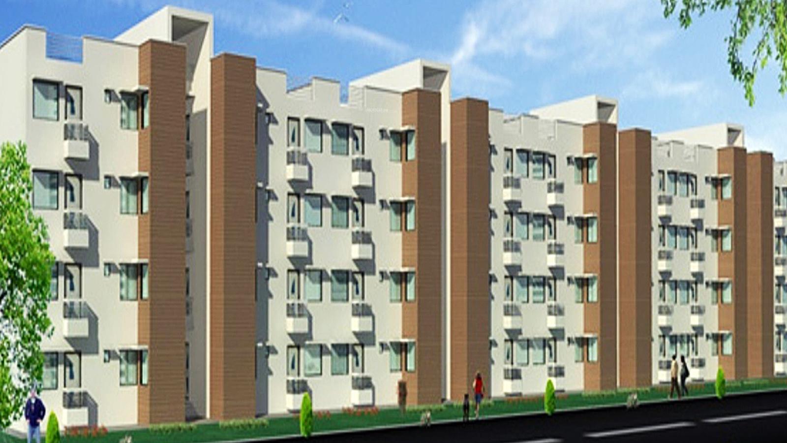 90000 affordable homes in Navi Mumbai