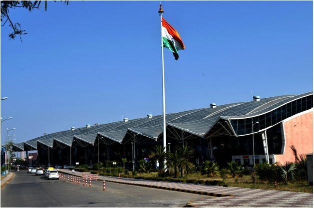 New terminal at Indore airport
