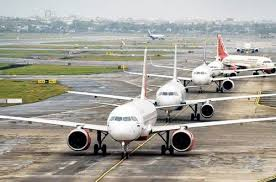 Six airports in Telangana