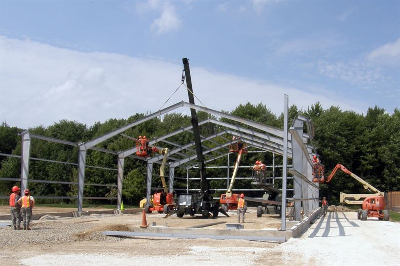 Focus   Pre-engineered Building Systems   GAINING GROUND