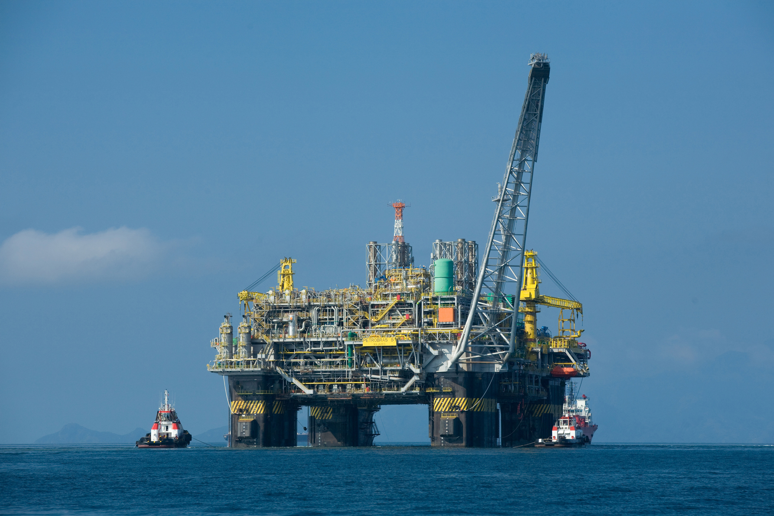 Focus   Oil and Gas   Rising Demand