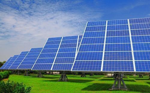 Solar park project