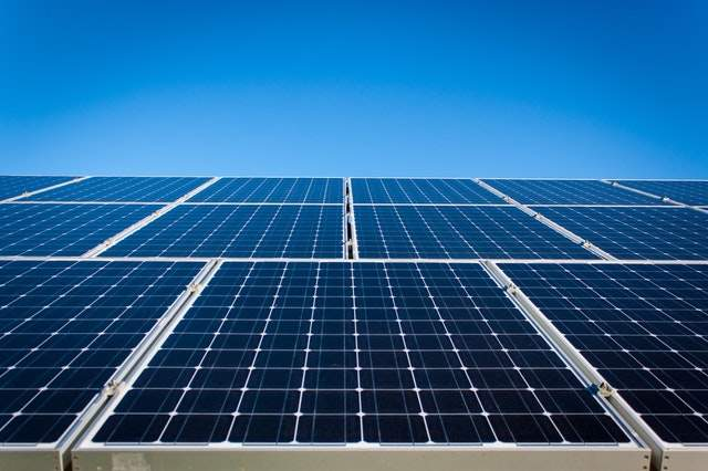 Ultra-mega solar park in Gujarat