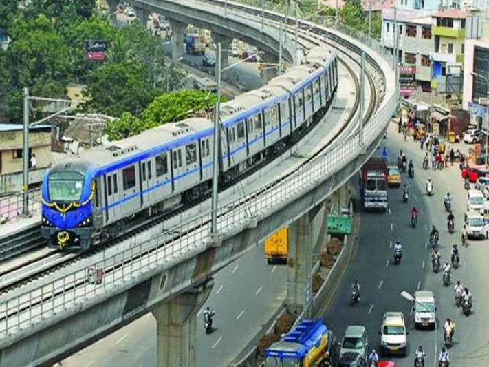 Indore metro rail project