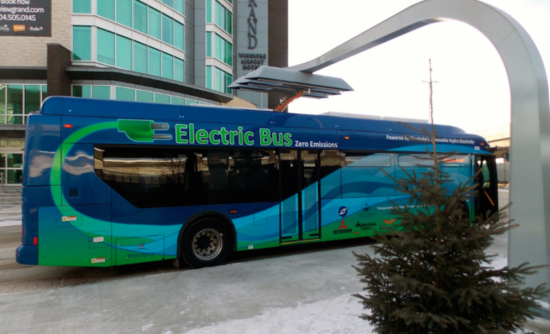GMDA to build a depot for electric buses in Gurgaon