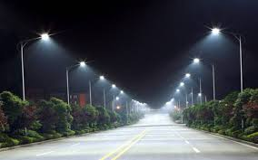 Replacement of street lights with LED lights in Patiala