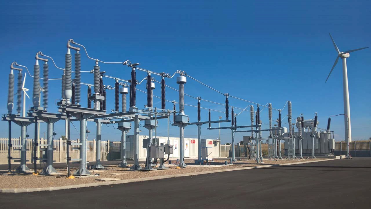 220/33 kV substation in Sector 18