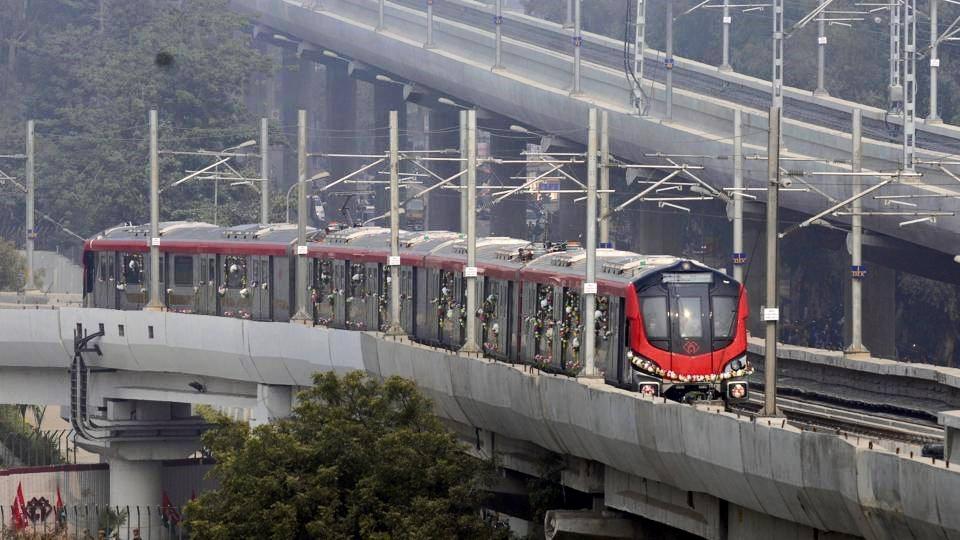 Gorakhpur Metro project