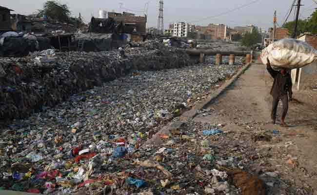 Slum rehabilitation and redevelopment project in Delhi