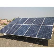 Rooftop solar plant on TTMC depot in Bengaluru