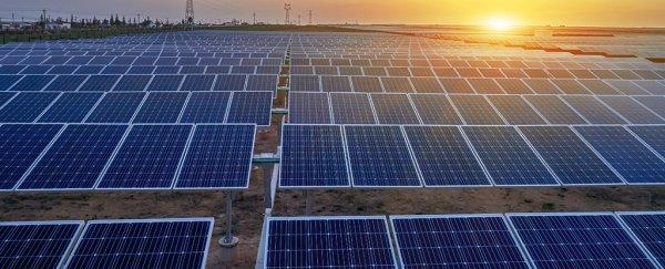 750 MW solar power plant in Rewa