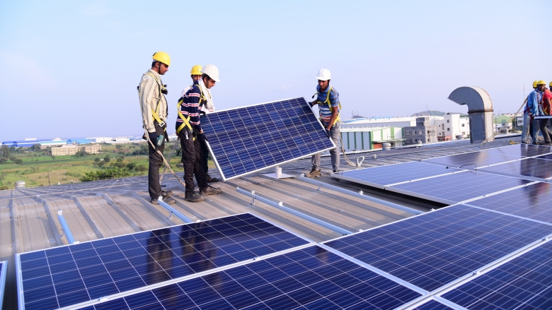 3 MW grid-connected solar rooftop project for Meghalaya