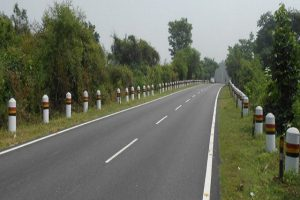 Four laning of Katni-Bypass section