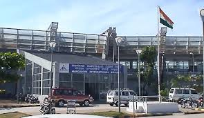 Expansion of terminal building at Mangalore airport