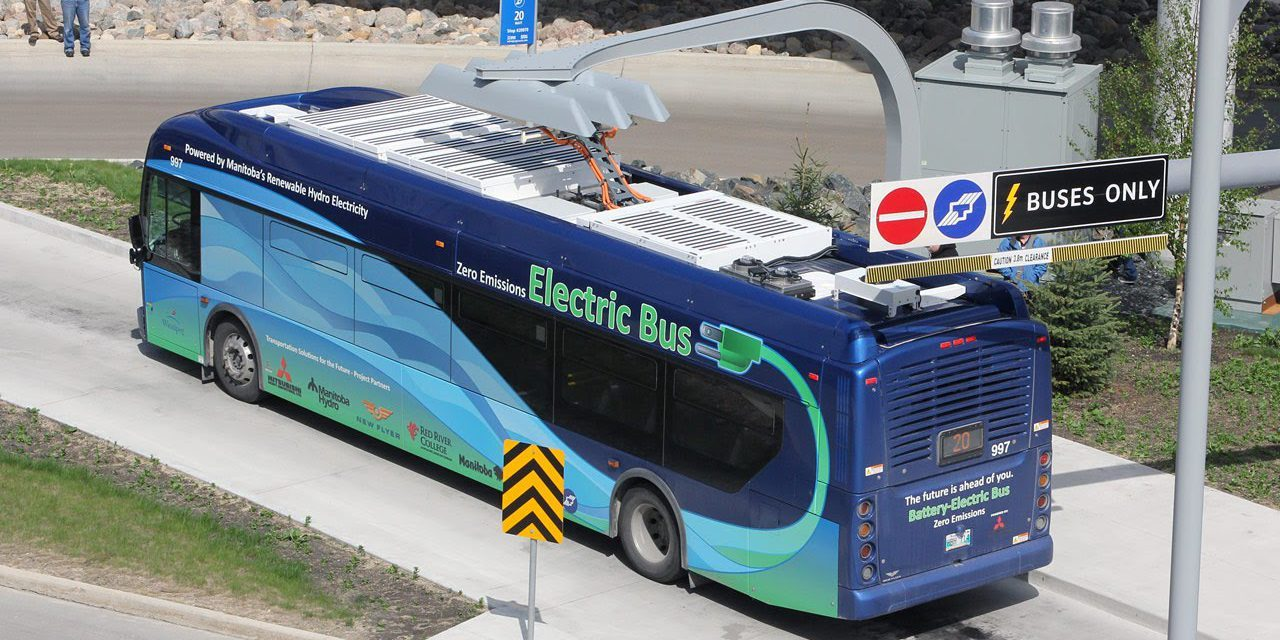 Centre allots 350 electric buses for A.P.