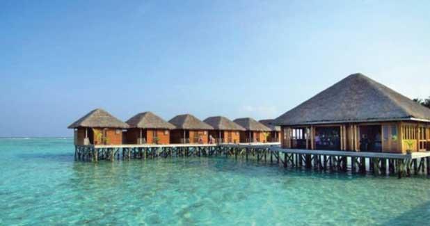 Water Villas in Lakshadweep
