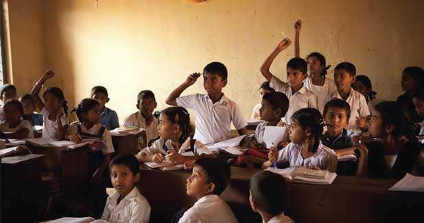 Rs 31,955 crore for the education sector by Gujarat Government