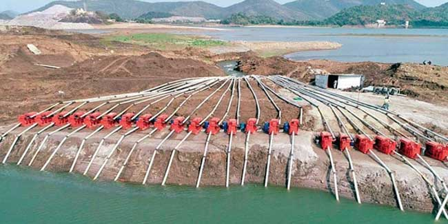 Andhra Pradesh Govt Releases Rs 1,962 Crore For Polavaram Project