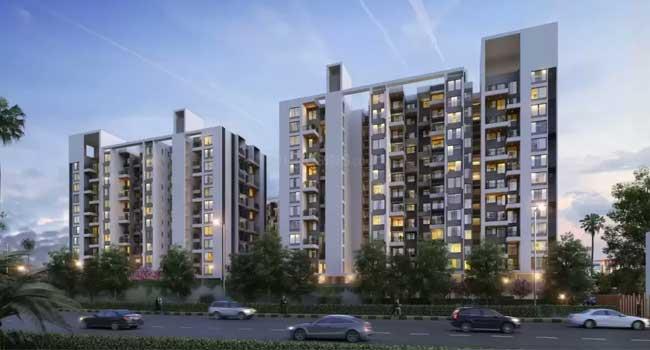 Rama Metro Life Maxima Residences