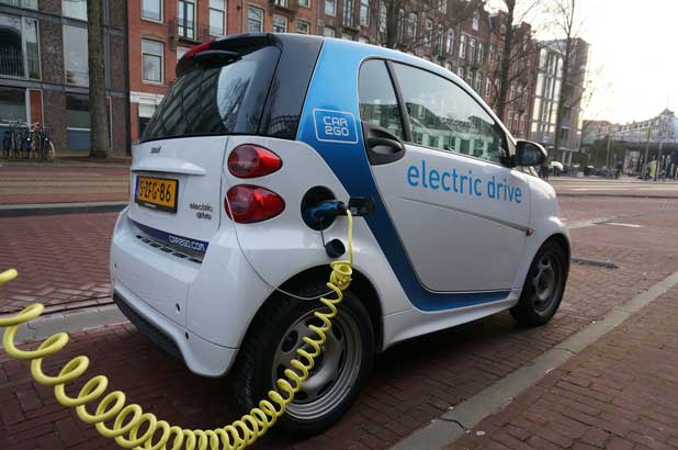 Electric recharge centres to be opened across Karnataka
