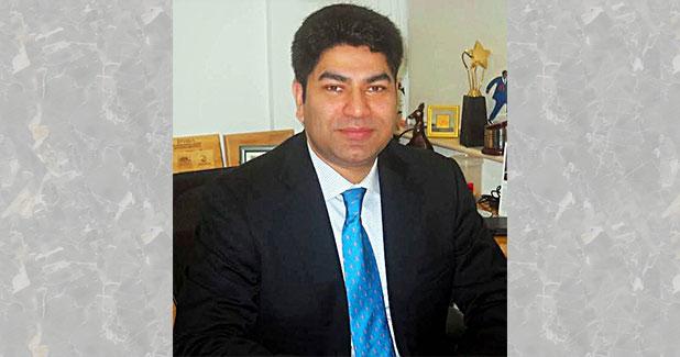 Anshuman Magazine, Chairman & MD, CBRE South Asia Pvt. Ltd