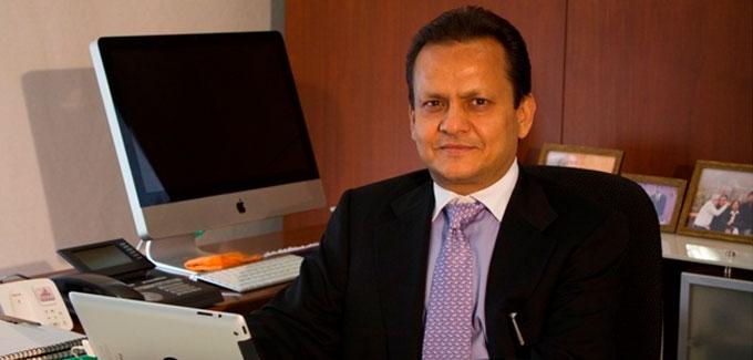 Bijay Agarwal, MD, Salarpuria Sattva Group