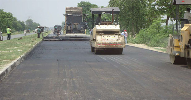 4 Laning of Chappra - Hajipur Section