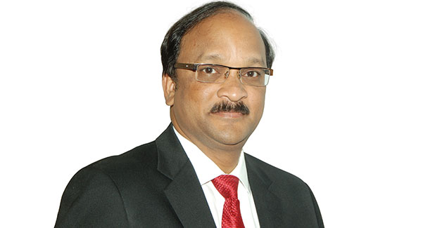 D Raju, Managing Director, Kirby Building Systems India Pvt Ltd