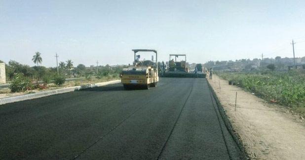 4 Laning of Mulbagal - Andra Pradesh / Karnataka border section