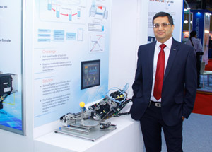Omron displays its automation expertise for the packaging sector at Intelpack-2015