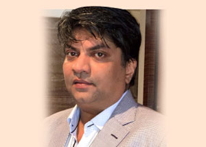 Rajesh Jain, Managing Director, Neumec Group