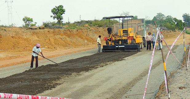 4 laning of Ranchi-Rargaon-Jamshedpur section