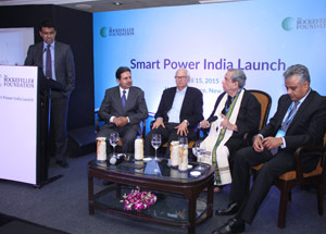 The Rockefeller Foundation launches 'Smart Power for Rural Development' Initiative