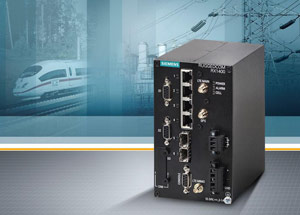 Siemens launches Wireless Router for Smart City applications