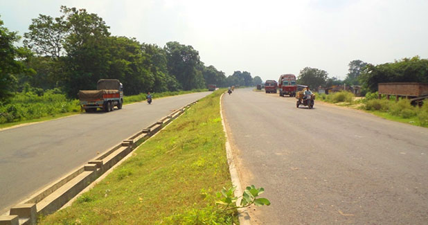 Four Laning Of Krishnagar To Baharampore Section