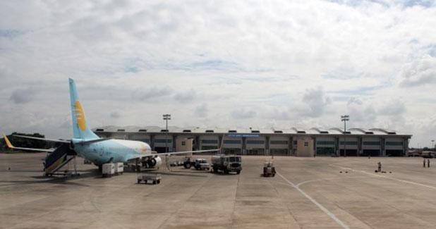 Jharsuguda Airport Project