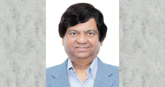 Krishna Srivastava, Whole Time Director, Zuari Cement